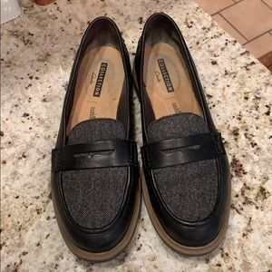 Clarks Collection Black Soft cushion Loafers